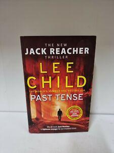 Lee Child Signed Copy Past Tense Waterstones Exclusive Jack Reacher (F3)