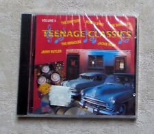 "CD AUDIO MUSIQUE / VARIOUS ""TEENAGE-CLASSICS VOLUME 4"" 12T CD COMPILATION NEUF"