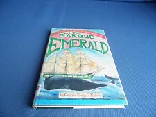 Eastward Around The World On The Barque Emerald by Captain Henry C Nichols