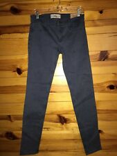 Hollister Gray Hollister Super Skinny Soft Jeans NWT Women's Juniors Size 3 W26