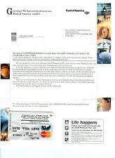 Bank of America Platinum Plus Master Card