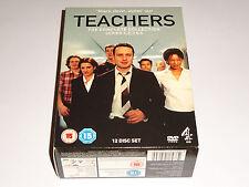Teachers - The Complete Series Collection: Season 1-4 - GENUINE UK DVD BOX SET