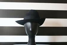 Pileus Hats Milano Classico Ferster Michael Jackson Style Fedora Hat Sz 56 7