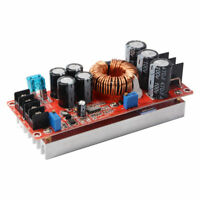 1200W 20A DC Converter Boost Step-up Power Supply Module IN 10-60V OUT 12-83V