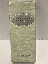 FOREVER BY ALFRED SUNG WOMEN PERFUME 4.2 OZ EDP SPRAY NEW IN SEALED BOX AS SHOWN