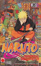 NARUTO N°35  prima edizione  Planet Manga numeri neri