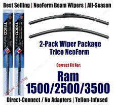 2-Pack Super-Premium NeoForm Wipers fit 2011+ RAM 1500/2500/3500 - 16220x2 (a)