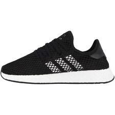 Adidas deerupt Runner zapatos Originals ocio deporte cortos Black White bd7890