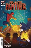 BLACK PANTHER #10 BARTEL SPIDER-MAN VILLAINS VARIANT COVER B
