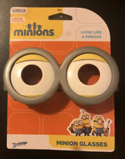 Movie Exclusive MINION GLASSES Kids Size New Halloween Dress Up Costume