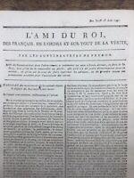 Louis 16 à Varennes 1791 Retour du Roi Tuileries Île Saint Louis Paris Valory