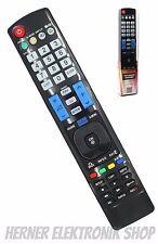 Remplacement Télécommande Universelle pour LG 3d setting/REC TV DEL LCD