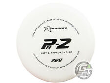 New Prodigy Discs 300 Pa2 173g White Black Stamp Putter Golf Disc