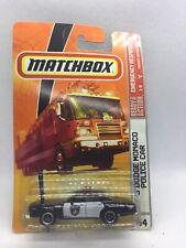 Matchbox '78 Dodge Monaco Police Car Emergency Response 2008