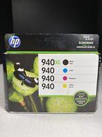 Genuine HP CZ143FN HP 940XL 940 C4906AN C4903AN C4904AN C4905AN Combo Exp 05/20