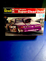 """Revell Super Clean Olds Pro Stock """"Larry Morgan """" 1:25# 7362 Factory Sealed 1994"""
