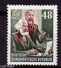 DDR nº 351 ** Karl Marx y Friedrich Engels