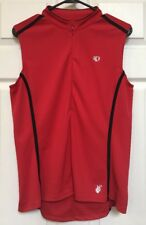 Pearl Izumi Womens Select Cycling Vest Red Size XL