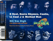 B-Real, Busta Rhymes, Coolio - Hit 'Em High (The Monstars' Anthem) - CD Maxi
