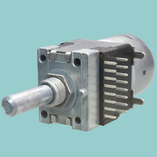 ALPS RK16814MG QUAD-unit Potentiometer 100K ohm audio taper pot Motrorized RK168