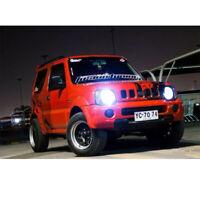 NEW Suzuki JIMNY  1998-2018    Chromed REAR LIGHT COVER SET  Pair