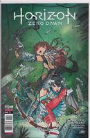 HORIZON: ZERO DAWN #4 (PEACH MOMOKO VARIANT) COMIC BOOK ~ Titan Comics
