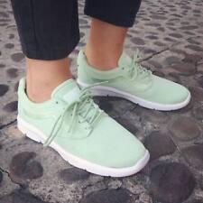 VANS ISO 1.5 + (Mesh) Pastel Green ULTRACUSH Trainers WOMEN'S SIZE 9.5