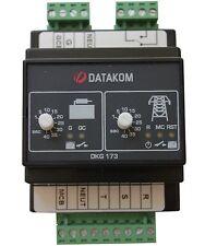 DATAKOM DKG-173 Generador / red Panel de control del interruptor de transferenci
