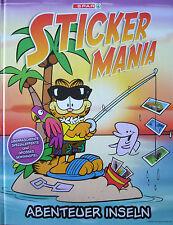 Wähle 50 Sticker -Verkaufe Aufkleber - SPAR STICKERMANIA 6 - Abenteuer Inseln