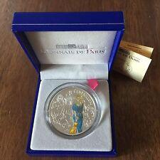 1 EURO 1/2 EN ARGENT - COFFRET BE - ANNEE 2002 - CONTE DES ENFANTS CENDRILLON