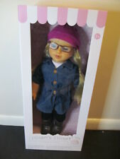 Jillian's Closet Fashionable and Fun 18 Inch Doll 18791 Denim Outfit w Knit Cap