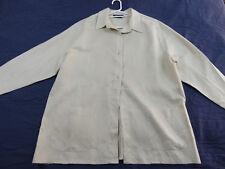 Regatta 18 Taupe Linen Shirt