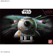 Star Wars BB-8 Gloss Finish 1/2 Scale Plastic Model Kit US Seller