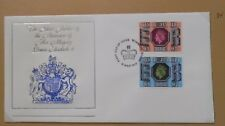 FDCs of the World, United Kingdom,Queens Silver Jubilee 1977   2
