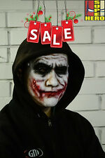 Joker Mask cosplay from movie The Dark Knight Heath Ledger Suicide squad
