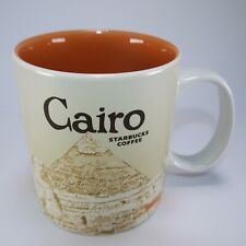 More details for very rare cairo starbucks coffee large mug 2015 city collector collectable