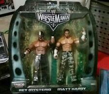 wwe rey mysterio Wrestlemania