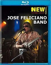 JOSE FELICIANO BAND-PARIS CONCERT -BRDVD- (NEW DVD)
