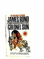James Bond: Colonel Sun by Kingsley Amis
