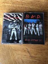 Big Audio Dynamite Cassettes X2