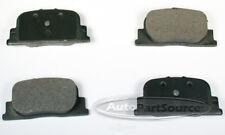 Disc Brake Pad Set-Semi-metallic Pads Rear Tru Star CBP835