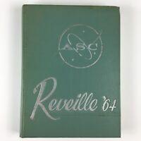 1964 Arlington State College UTA Yearbook Reveille Arlington Texas