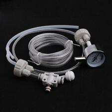 Aquarium DIY CO2 Generator System Kit With Pressure Guage Water Plants D201 f