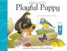 Slide & Play: Playful Puppy (Board Book)
