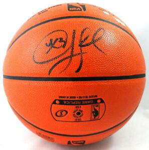 Chris Paul Autographed Official NBA Spalding Basketball - Fanatics Auth *Black