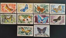 LIBAN / LIBANON  1965 MI.NR 900-909