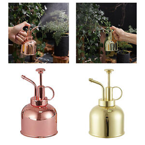"""Plant Spray Bottle, Flower Mister Indoor Watering Can Pot 6"""" Tall Retro"""