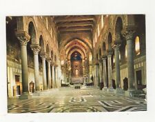 Monreale Cattedrale Postcard Italy 560a