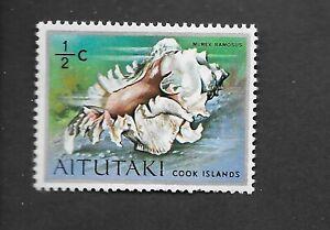 AITUTAKI - 1974 - 1/2c - SG 97 - MH.