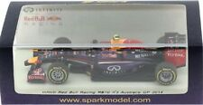1:43 Spark Renault RB10 Daniel Ricciardo Infiniti Red Bull 2nd 2014 Australia GP
